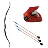 Archery tag set rood
