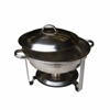 Chafing dish rond