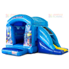 Springkussen Mini Sealife slide