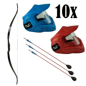 Archery tag (10 sets)