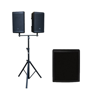 Speakerset