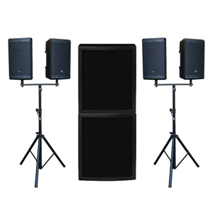 Speakerset XL