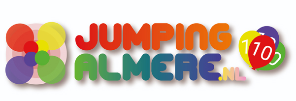 Jumping Almere Logo